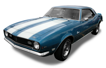 american muscle cars png