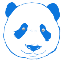 Blue panda png. What is pr bluepandapr
