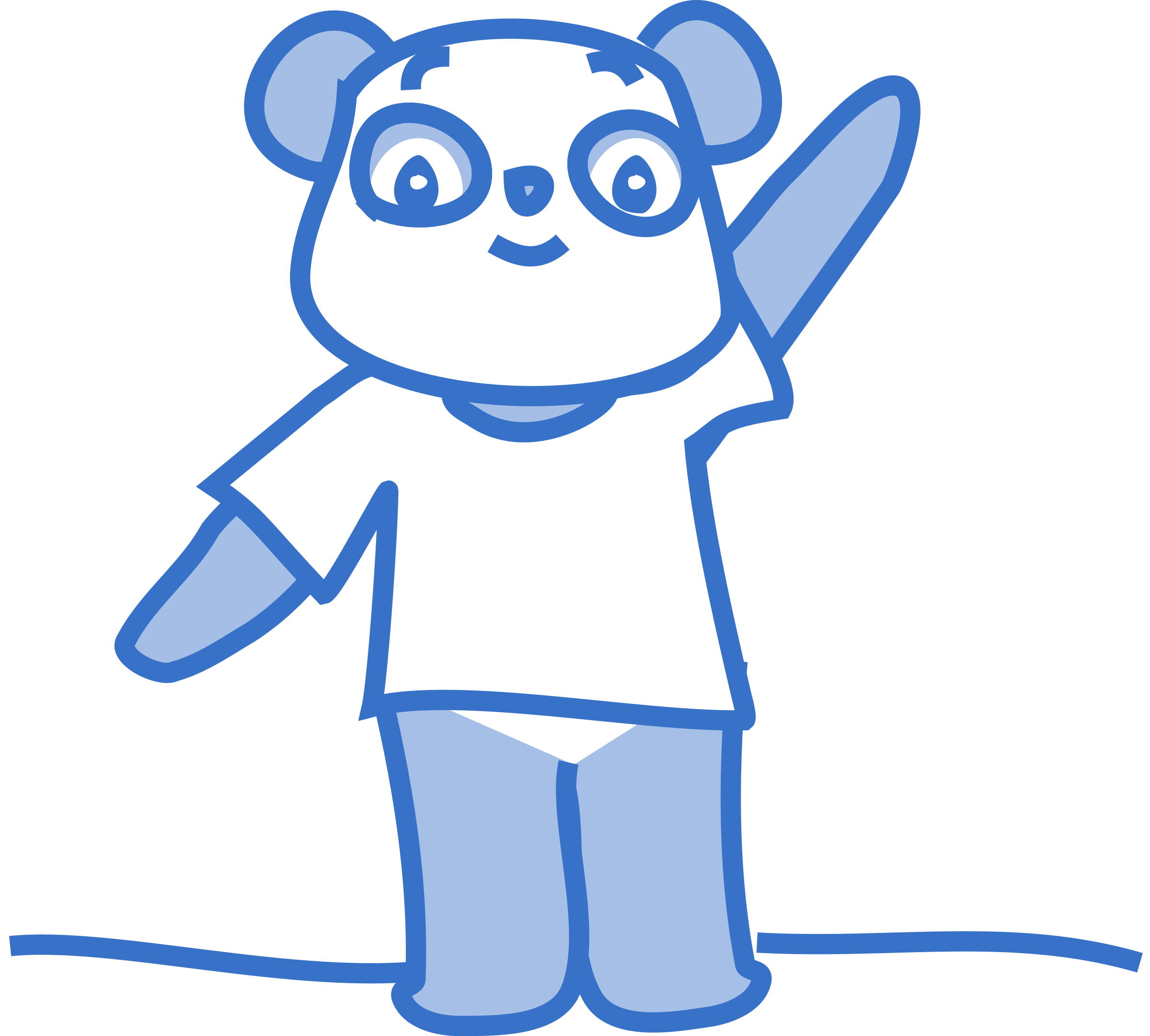 Blue panda png. Happy icons free and