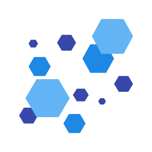 Blue particles png. Icons