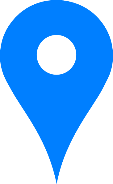 Blue pin png. Clip art at clker