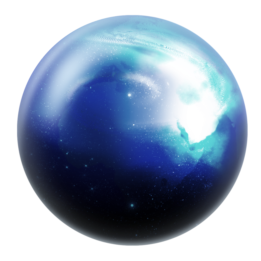 Cool planet png. Blue free icons and