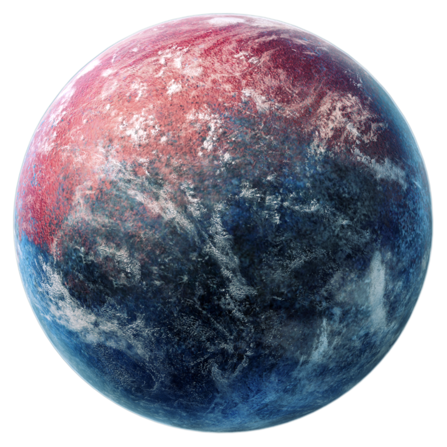 Blue planet png. Red and stock by