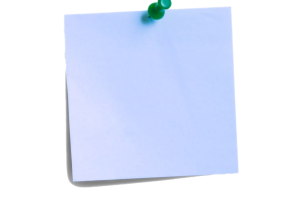 Blue demon image related. Colorful post it notes png banner library stock