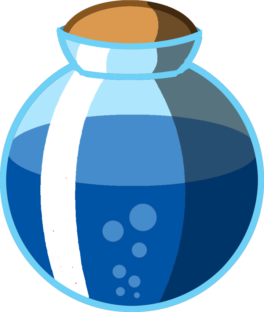 Blue potion png. Download icon free icons