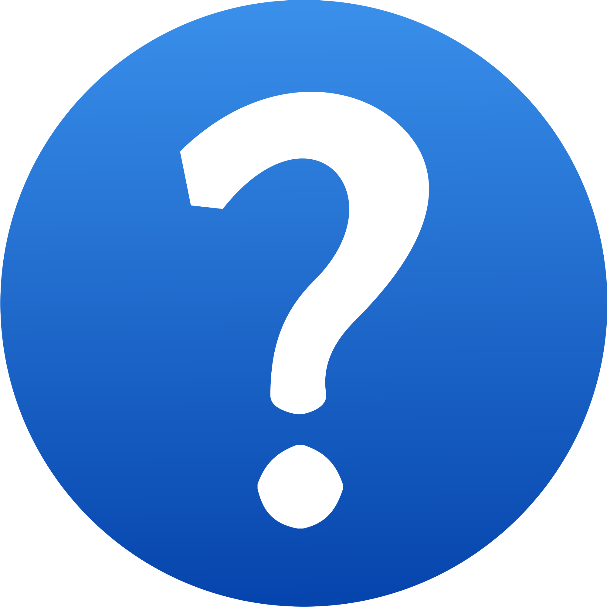 Blue question mark png. File icon svg wikimedia