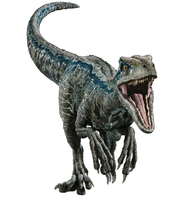 Velociraptor png. Fallen kingdom blue the