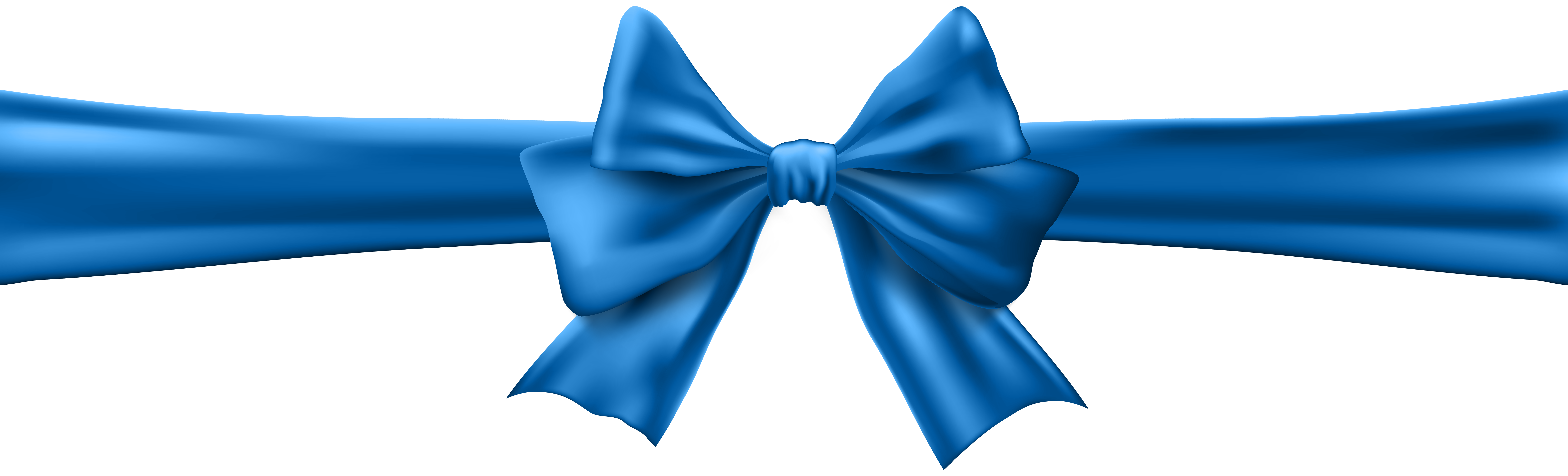 Blue ribbon png. Bow with clip art