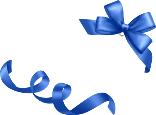Blue ribbon png. Download free image with