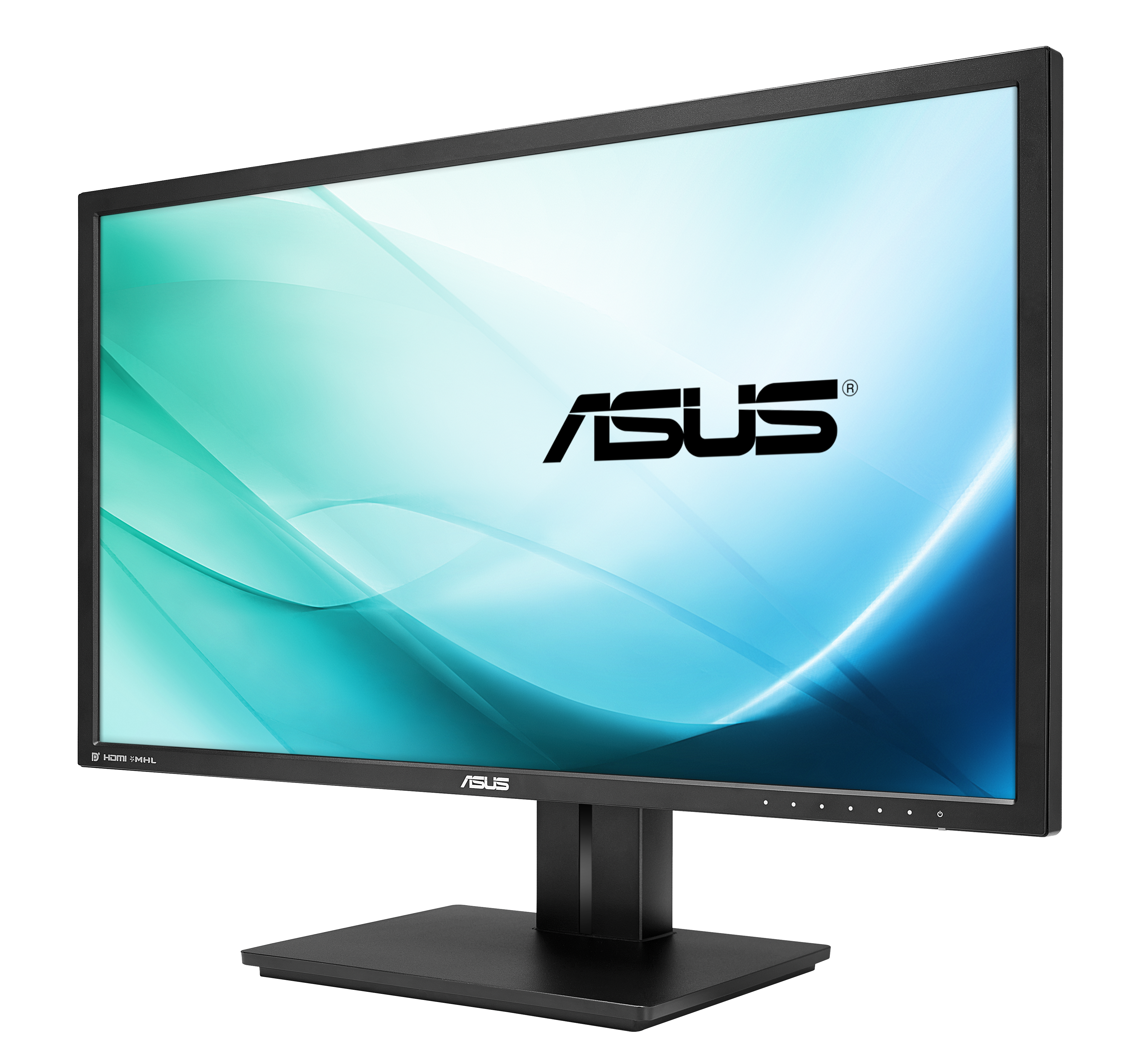 Blue screen monitor png. Asus shows off wqhd