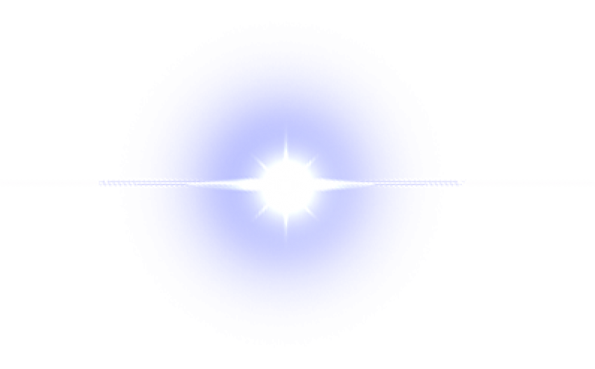 Blue shine png. Lens flare light free