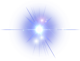 Blue glare png. Light hd images free