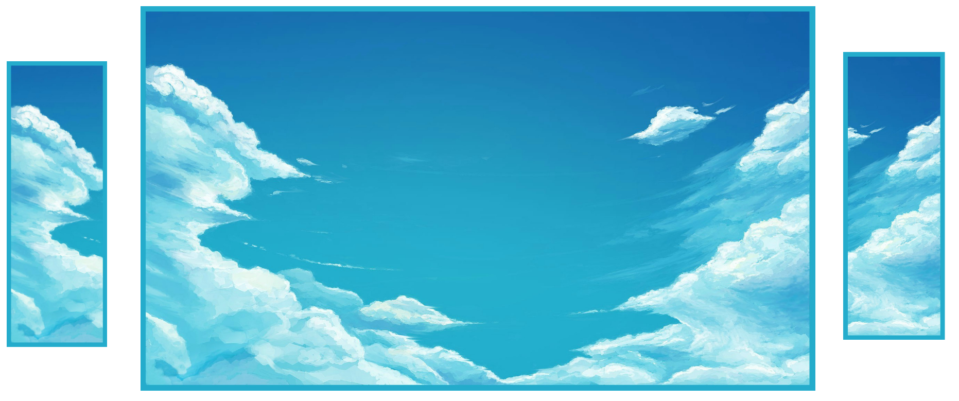 Sky and clouds png. Image drawing animal jam