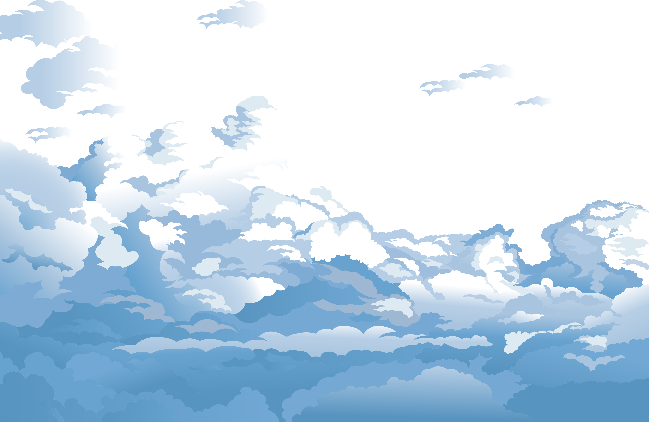 Blue sky png. Cloud euclidean vector and