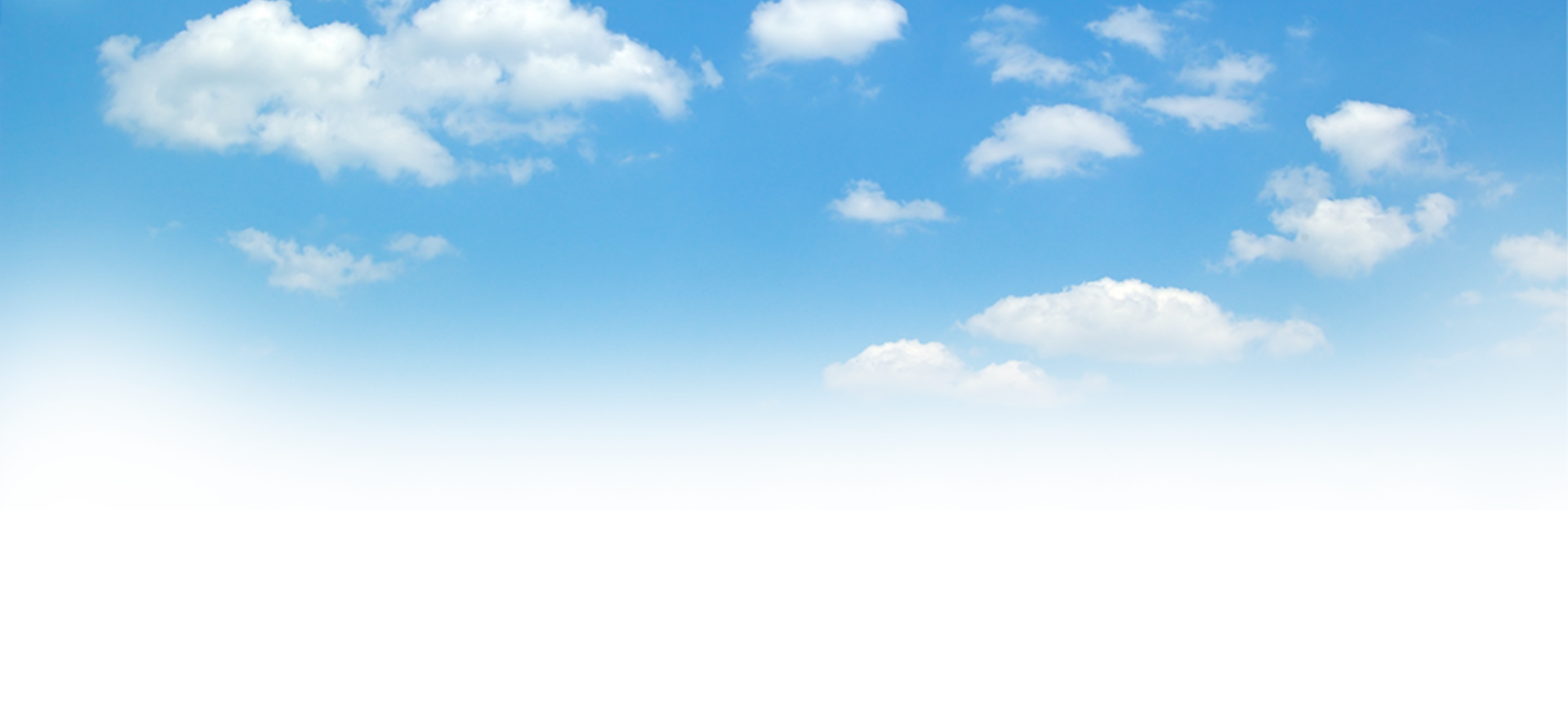 Sky and clouds png. Blue white transprent free