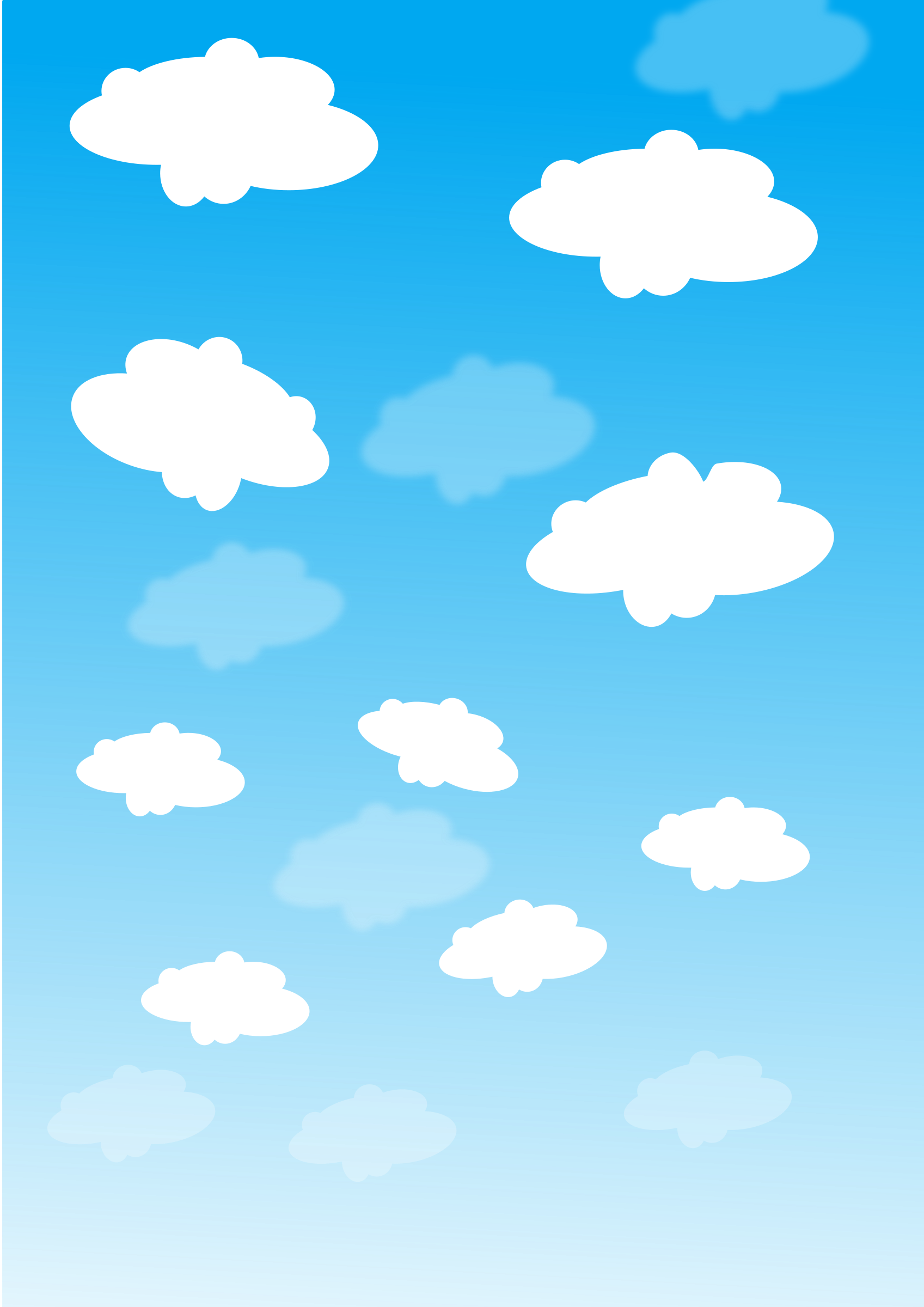Blue sky with clouds png. Icons free and downloads