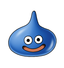 Drawing slime reference. Dragon quest wiki dq