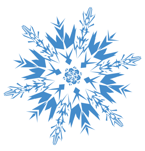 Snowflakes png cute. Snowflake free images toppng