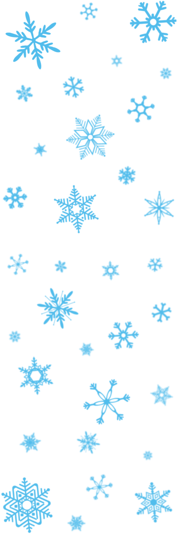 Blue snowflakes png. Transparent pictures free icons