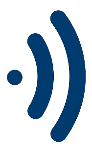 Blue waves png. File icon wikimedia commons