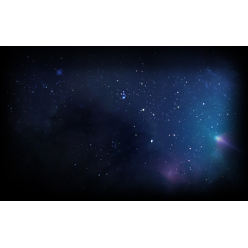 blue space png
