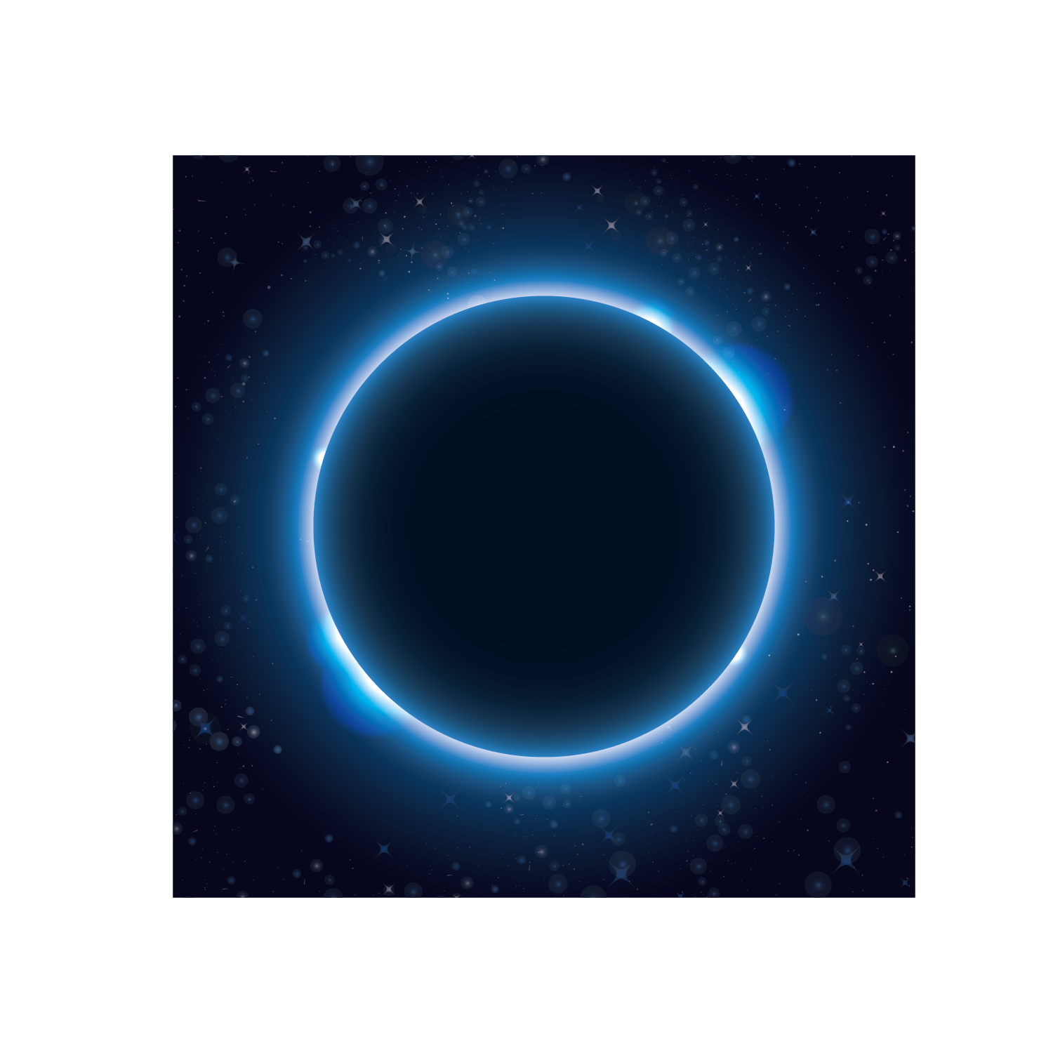 Particle ring png. Planet atmosphere sky wallpaper