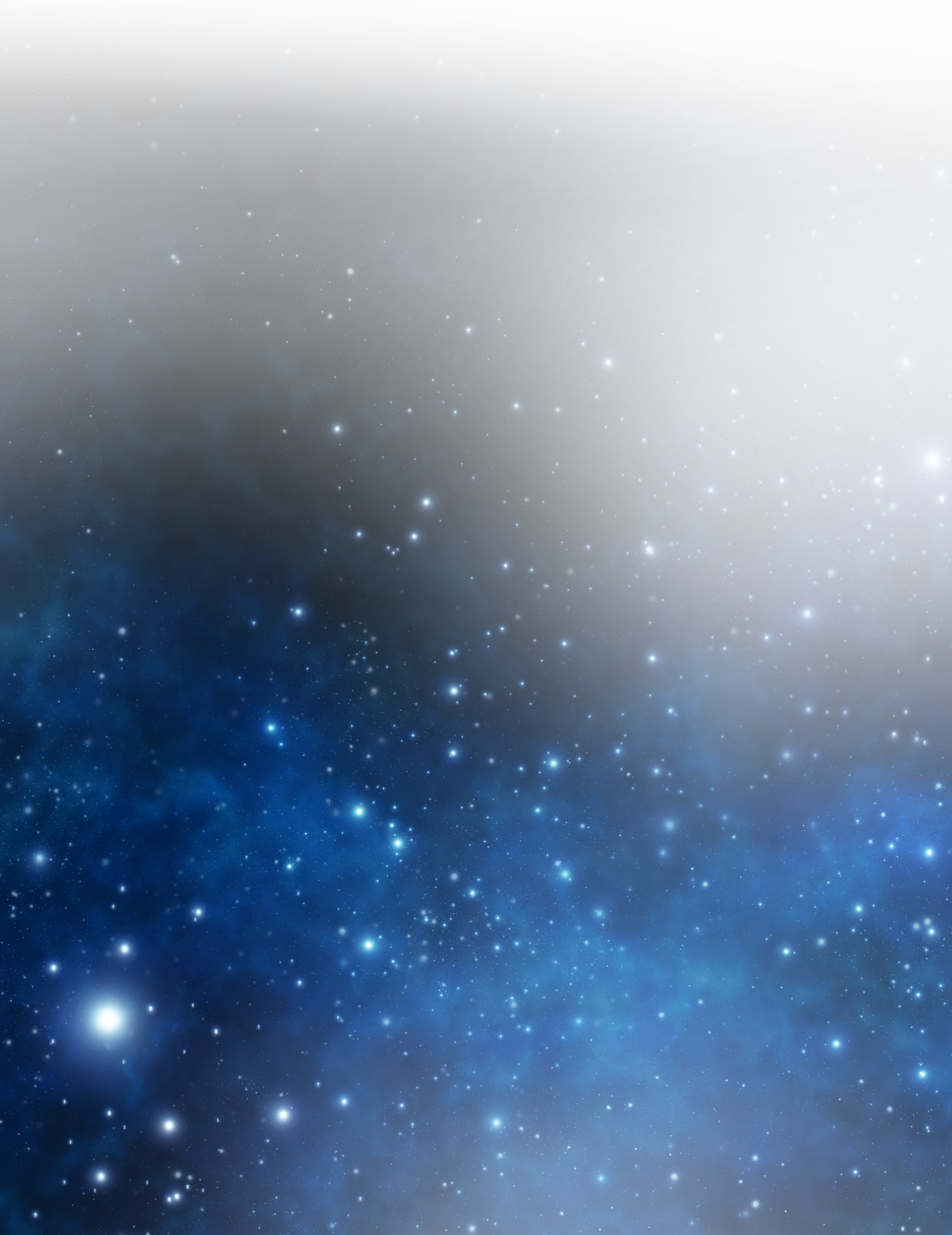 Star space png. Blue transprent free download