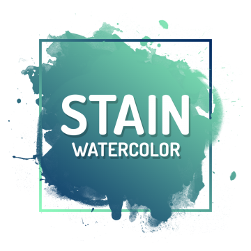 Blue splatter png. Stains painted vectors psd