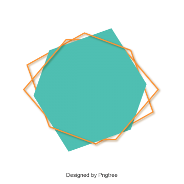 Vector set frame. Simple border blue borderblue