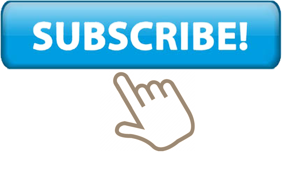 Blue subscribe button png. How it works for