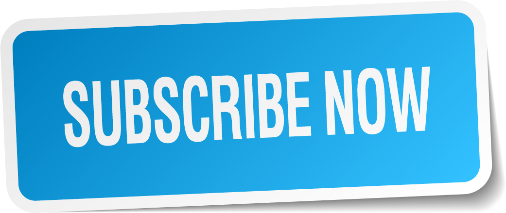 Blue subscribe png. Be a subscriber to