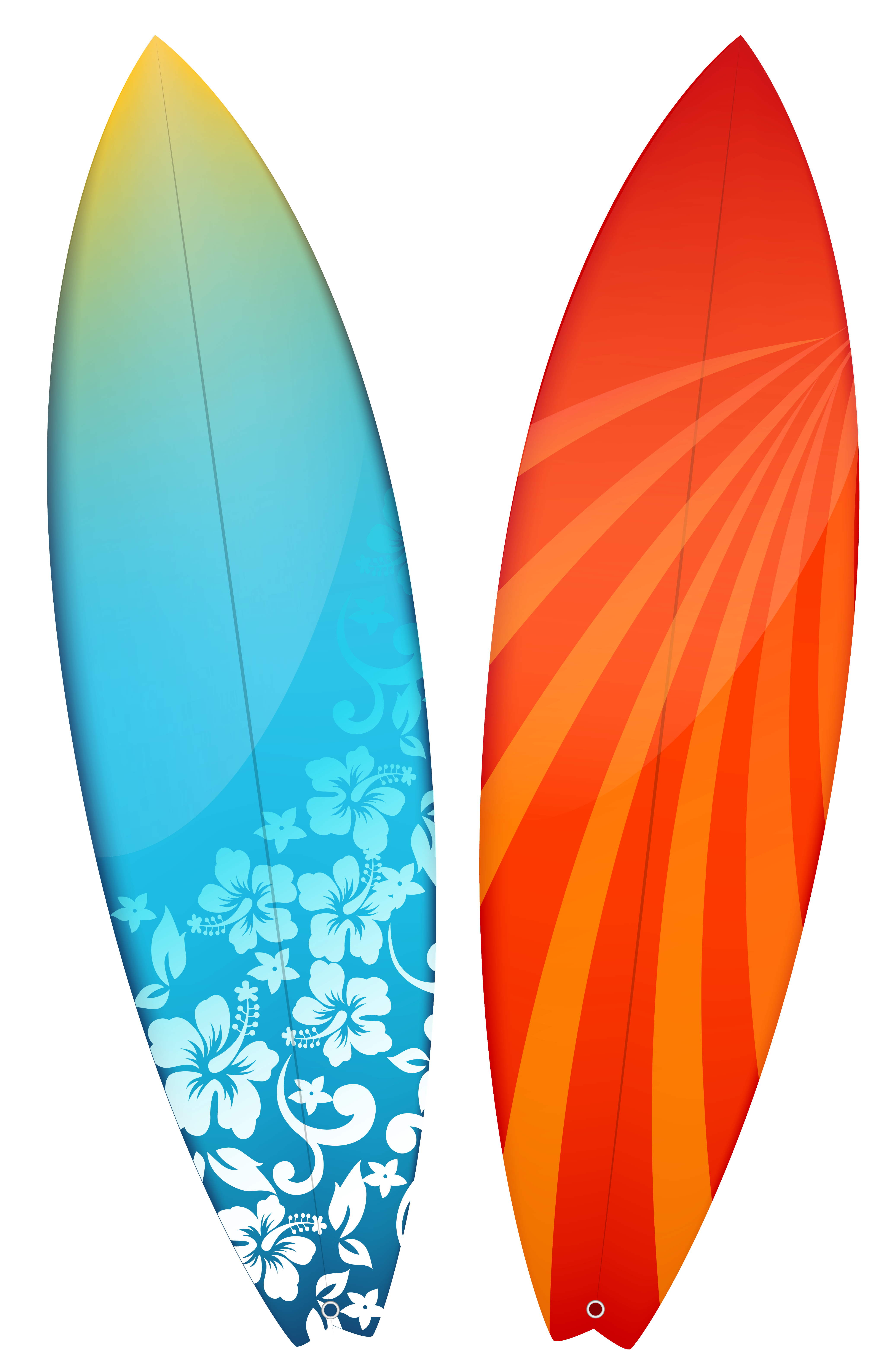 Blue surfboard png. Surfboards clipart image gallery