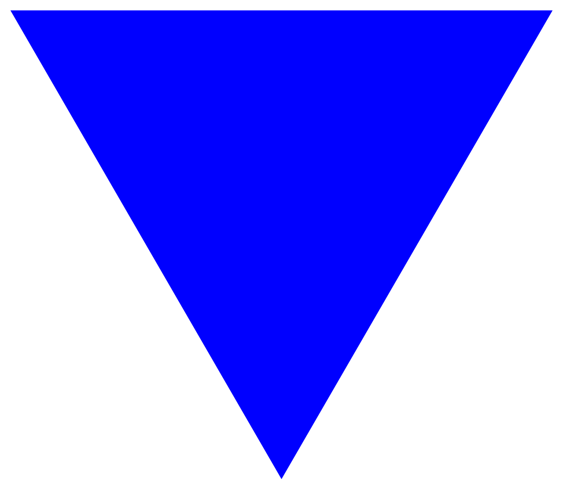 Blue triangle png. File svg wikimedia commons