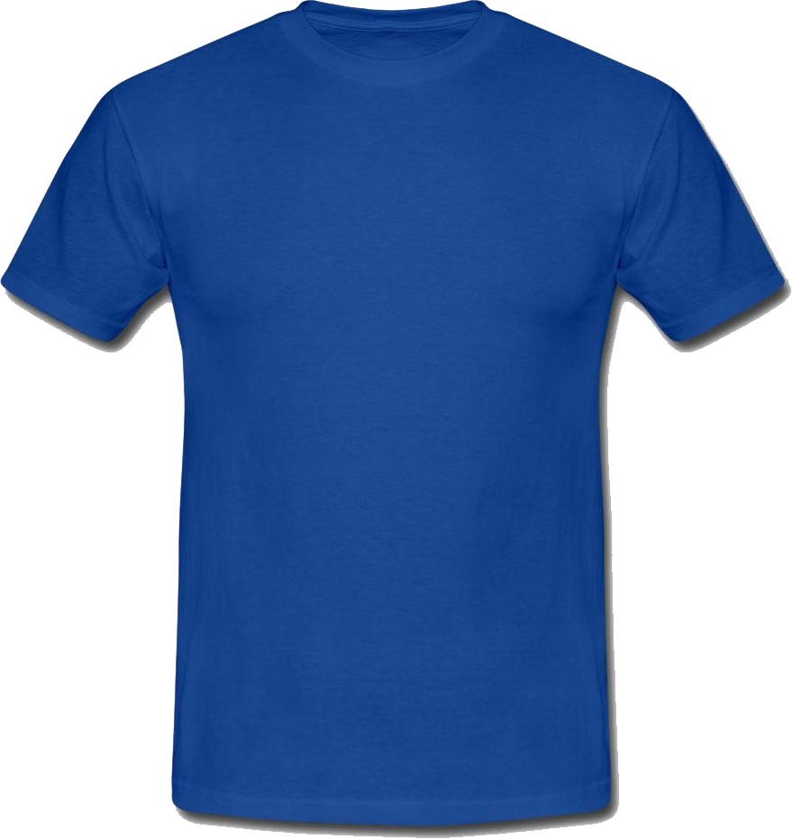 dark blue tshirt png