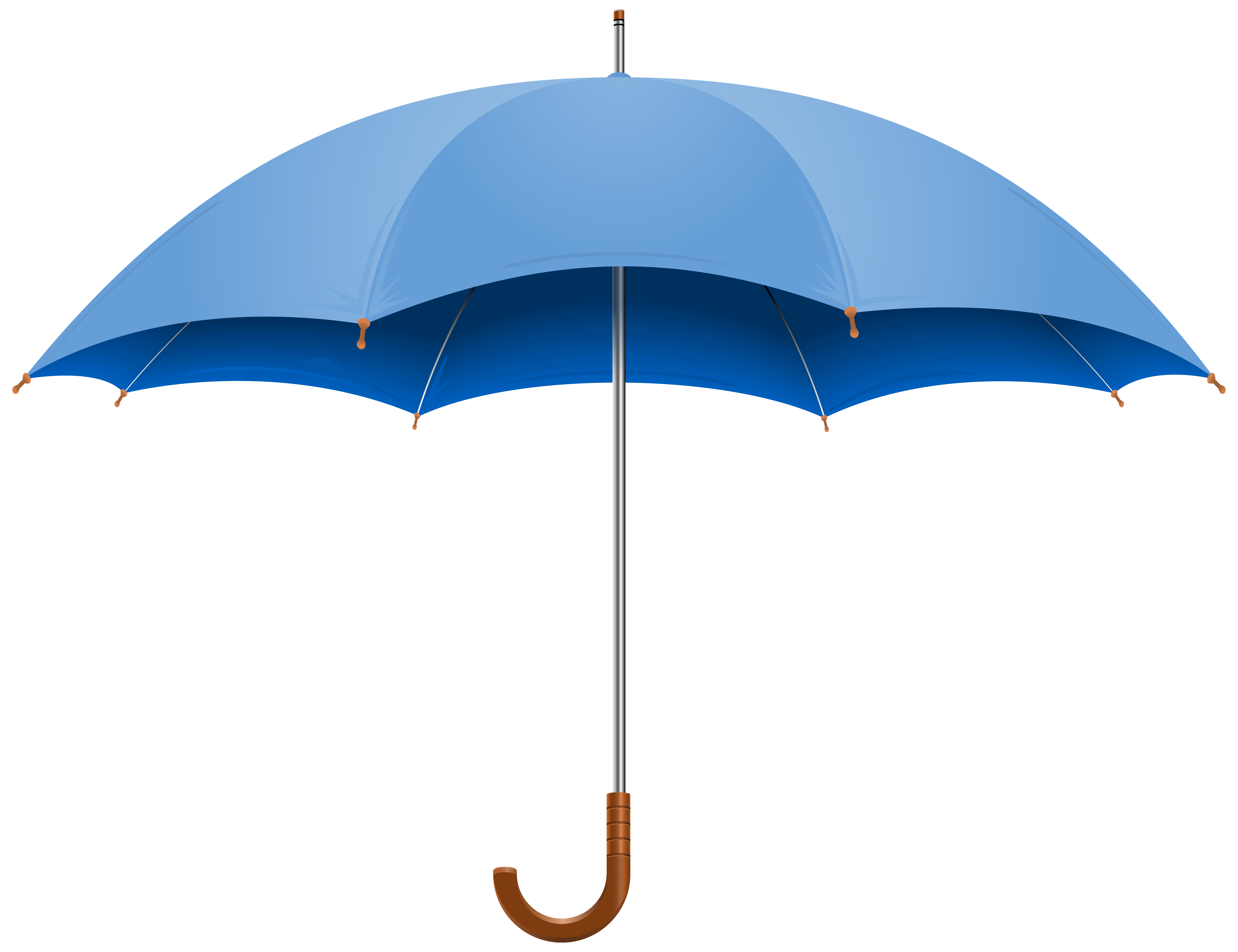 Umbrella png clipart. Blue open image gallery