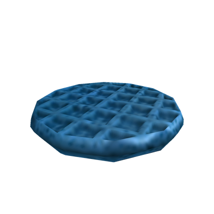 Blue waffle png. Platform roblox