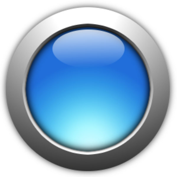 Computer buttons png. Button blue free images