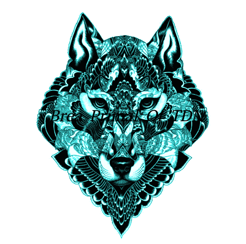 Blue wolf png. Image animal jam clans