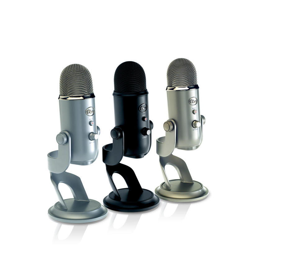 Blue yeti png. Microphones usb microphone blackout