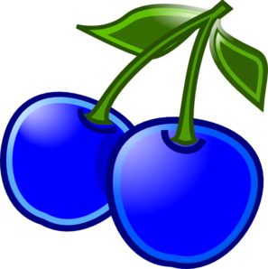 Small blueberry. Blueberries clip art at