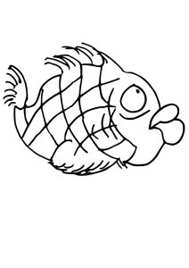Bluegill drawing simple. Free cliparts download clip