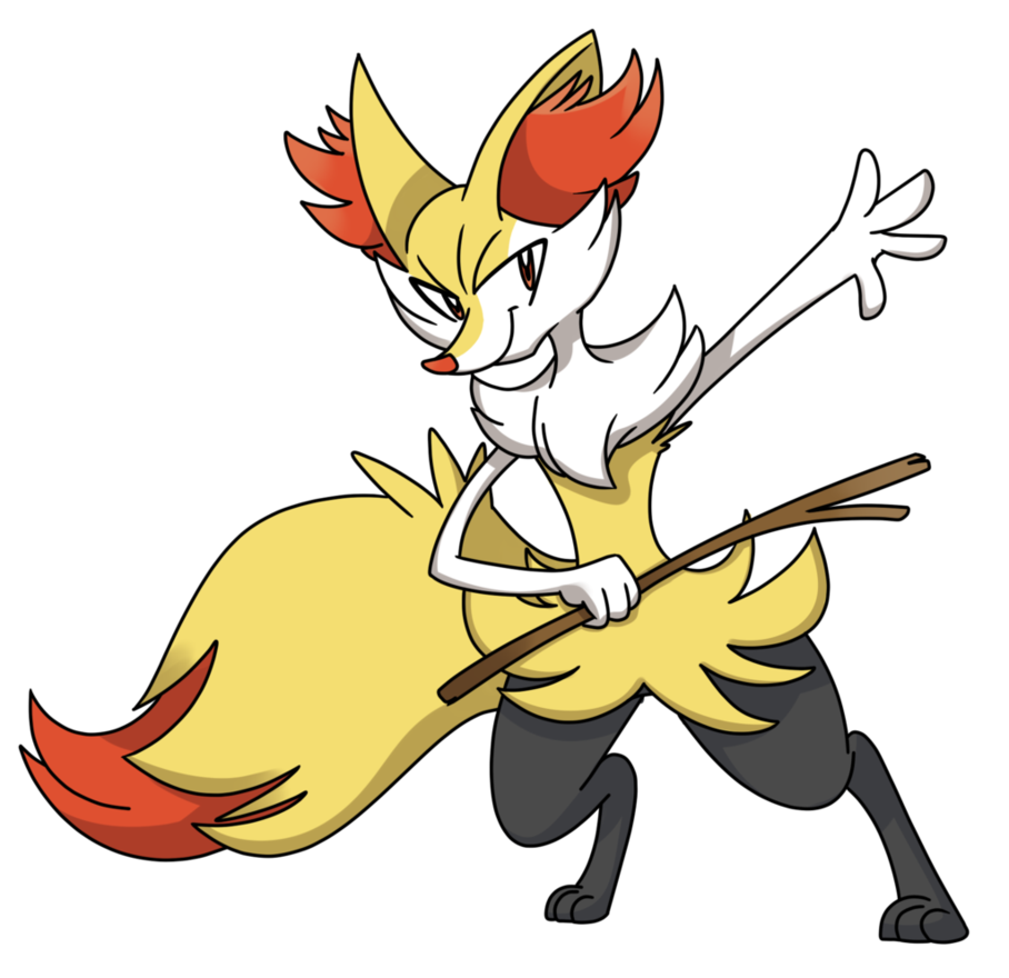 Blues clip drawing. Braixen daily by lesharpe