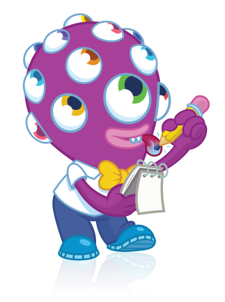 Blues clip roary. Scrawl moshi monsters wiki