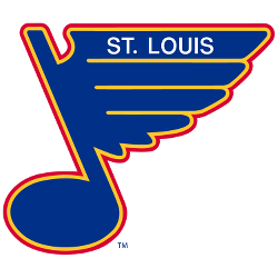 Blues clip st louis. Primary logo sports history