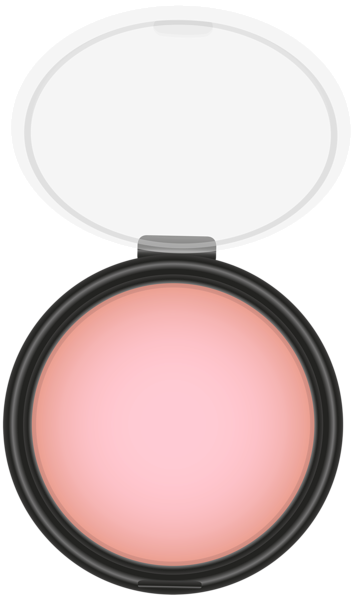 Powder clip art image. Blush png picture royalty free