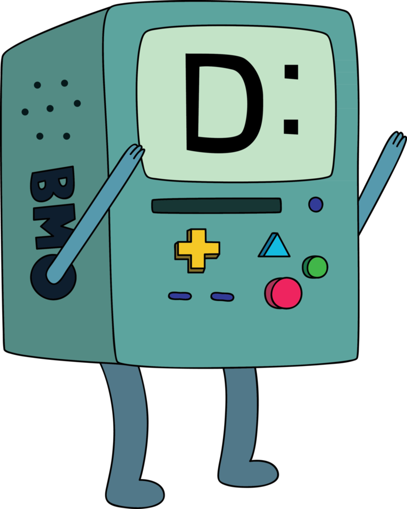 bmo adventure time png