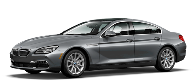Bmw 6 series png. South motors lease offers