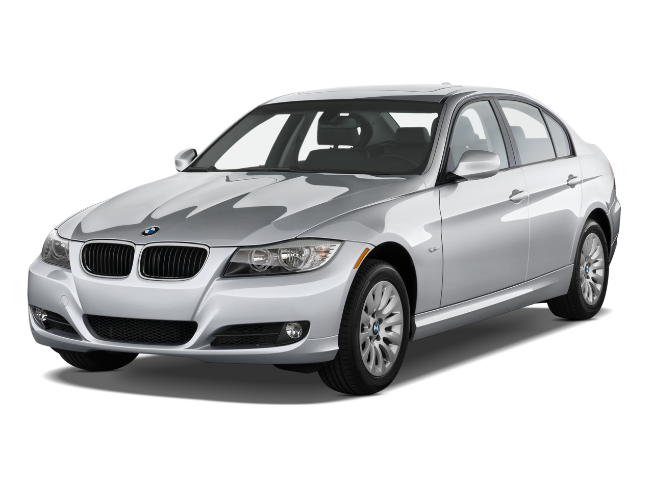 White car png