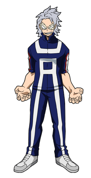 Bnha transparent hero costume. Tetsutetsu boku no academia
