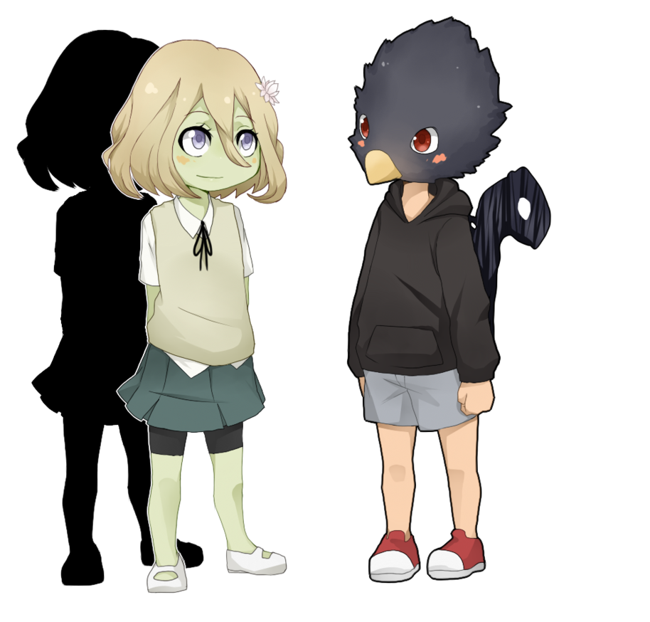 Bnha transparent kid. Oc young hearts by